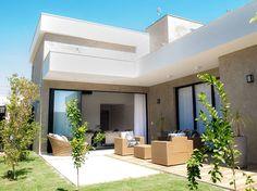 Casas modernas por Camila Castilho - Arquitetura e Interiores