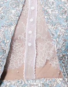 Valentino Haute Couture Spring 2012 Details