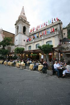 ~Taormina, Province of Messina , Sicily region Italy~