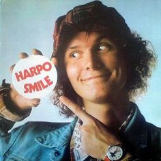 Harpo ‎- Smile (Inc. Horoscope) GER 1976 LP Vinyl MINT