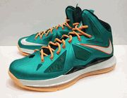"NIKE LEBRON 10 ""SETTINGS""/MARCH 09 2013/PRE-ORDER YOUR'S NOW!"