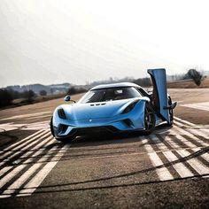 Koenigsegg Regera #Koenigsegg #Regera #supercar #hypercar #sportscar #exoticcar #car #automobile #vehicle #luxury by nana_daie