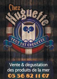 Carte Entreprise Picerie Dgustation Sur Place Produits Mer Illustration Amusante