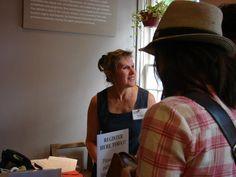 Patricia Seminara  Staff Gallery Associate
