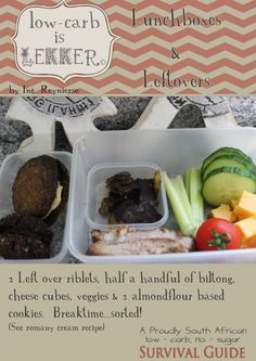 Lunch box leftovers