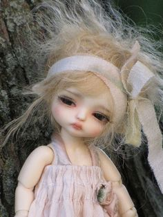 Angelic Bebe by ElfinHugs, via Flickr