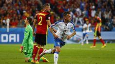 Euro 2016: Το πάνω χέρι η Ιταλία με Σουηδία