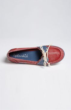 Splendid...saw this pair at Nordstroms and it looks as comfy as my Tom's.