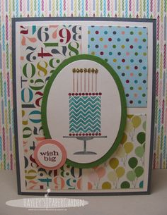 Try Stampin' On Tuesday: Challenge #163 - Easter Is Here