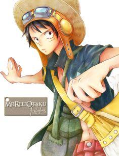 Strong World Luffy Render by MrReltOtaku on DeviantArt One Piece Man, One Piece Luffy, One Piece Anime, Manga Art, Anime Manga, Anime Art, Fanart, Monkey D Luffy, Nalu