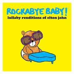 Lullaby Renditions of Elton John CD // whitesmercantile.com
