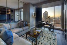 Brown Harris Stevens | Luxury Residential Real Estate: 1 Central Park West, Upper West Side, New York City - $14,900,000