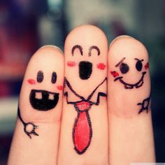 Who is your best friends?