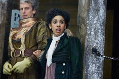 """Doctor Who """"Thin Ice"""" S10EP3"""