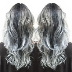 'Fifty Shades of Grey' Hair