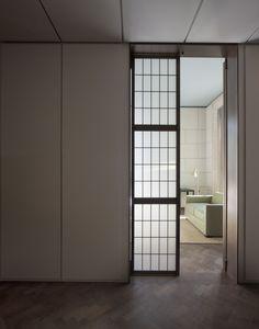David Chipperfield Architects – Café Royal - Metalwork, screen