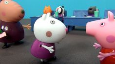 Peppa Pig en español. Peppa y Suzy quieren ser princesas. Peppa Pig en l...