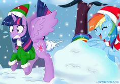 Cold, Cold, Cold! by LoopEnd.deviantart.com on @deviantART