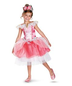 Take a look at this Aurora Tutu Prestige Dress-Up Set - Kids today!