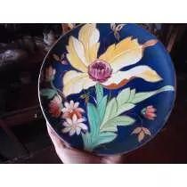 Prato Antigo De Porcelana Zappi
