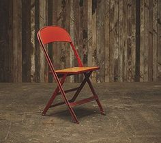 Il Metal With Wood Seat Folding Chairs Green Two Vintage Clarin Of Chicago Chairs Furniture