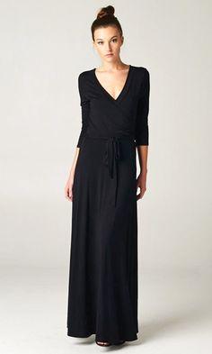 Madison Dress in Black