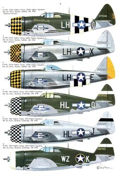 02 Republic P-47 Thunderbolt Page 28-960