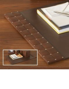 Luxury Desk Accessories On Pinterest Pad