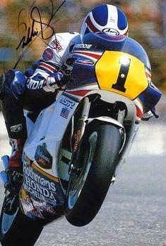 Honda Motorcycles, Cars And Motorcycles, Freddie Spencer, Louisiana, Motorcycle Racers, Motogp, Sportbikes, Road Racing, Grand Prix