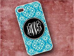 Monogramed iPhone case