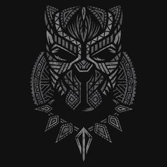 The Black Panther, Ruler of Wakanda, must fight to protect his people and the world. With enhanced abilities and a suit made from vibranium, TChalla is The King. Black Panther King, Black Panther Tattoo, Black Panther Marvel, Marvel Art, Marvel Heroes, Marvel Characters, Marvel Avengers, Black Panthers, Afrique Art