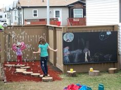 The Best Backyard Playground Ideas For Kids 04