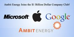 Ambit Energy is a billion dollar company. Why not have free energy? Visit amyayre.whyambitworks.com