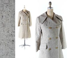 Hey, I found this really awesome Etsy listing at https://www.etsy.com/listing/245832035/free-us-ship-vintage-mod-coat-military