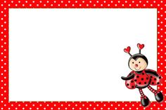 Nossa LeitoraJeniffer Lemosfez esse lindo kit usando um dos nossos fundos com o Tema Joaninha. Parabéns Jeniffer,obrigada por compartilhar!! Este post tem tudo para você fazer sozinho uma festa completa,com várias molduras para convites, rótulos para diversas guloseimas,rótulos de lembrancinhas e imagens!!! Faça você mesmo em casa,e aprenda o passo a passo aqui no blog!More Leaf Coloring Page, Coloring Pages, Ladybug Birthday Invitations, Baby Ladybug, Flashcards For Kids, Diy And Crafts, Paper Crafts, Ladybug Crafts, School Frame