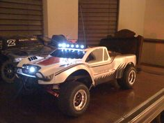 F/S hopped up Traxxas slash corr truck aluminum everything - R/C Tech Forums