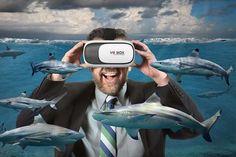 Smart View Virtual Reality Headset