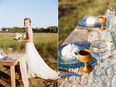 Game of Thrones Wedding Inspiration - Khaleesi - Jenna Henderson, Photographer