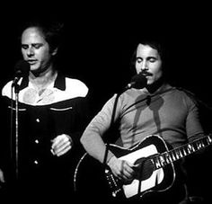 Simon and Garfunkel -- 1990 Inductees, Rock & Roll Hall of Fame