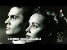 Portrait - Olivier Minne rend hommage à Louis Jourdan