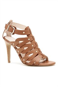 Style statements abound with Shayla Strappy Heels. The perfect heel height to impress the guys and the dancing feet. Fashion Labels, Strappy Heels, Work Fashion, Wedges, Stylish, My Style, Accessories, Shoes, Vietnam