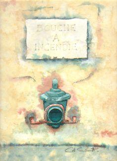 fire hose connection, Noumea