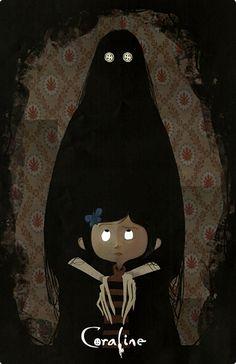Book Poster Design Tim Burton Ideas For 2019 Tim Burton Kunst, Tim Burton Art, Tim Burton Style, Tim Burton Drawings, Coraline Jones, Coraline Art, Disney Vintage, Coraline Aesthetic, Estilo Tim Burton