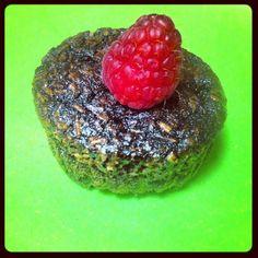 Paleo Coconut-Chocolate Cupcake   (nut-free, dairy-free, grain-free)