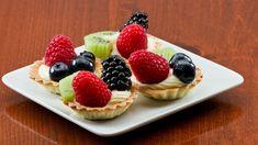 Mini fruit tarts   OverSixty