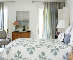 Abstract art can set a stylish color scheme for any space. Kate of Centsational Style shows how to incorporate it into your decor: http://www.bhg.com/blogs/centsational-style/2013/03/13/decorating-with-abstract-art/?socsrc=bhgpin031513abstractart