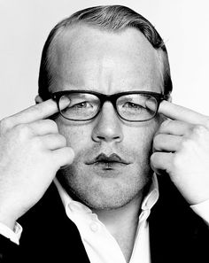 Philip Seymour Hoffman by Herb Ritts