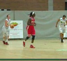 Basket féminin: Basket Groot Willebroek - Namur (47-85)