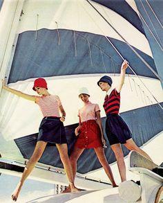 June 1968 Nautical Look