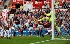 Burnley Curi Satu Poin Di Kandang Stoke City